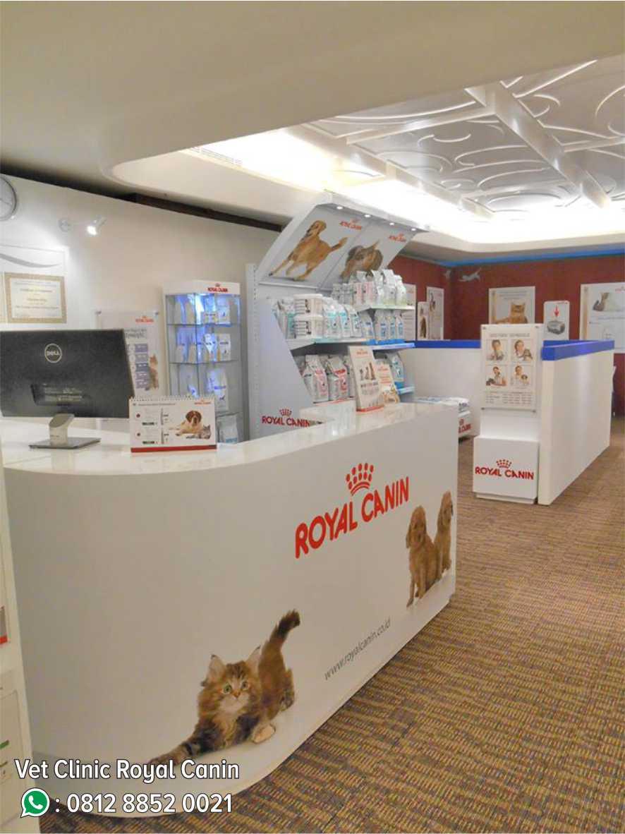 14.Vet Clinic Royal Canin