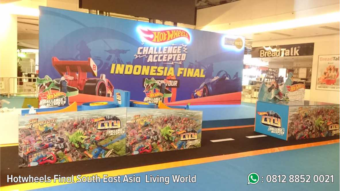 27. Hot Wheels Final South East Asia Living World E