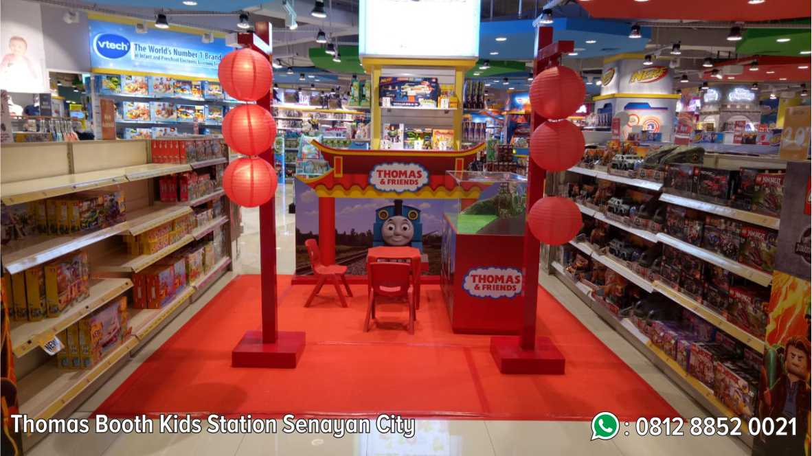 42. Thomas Booth Kids Station Senayan City