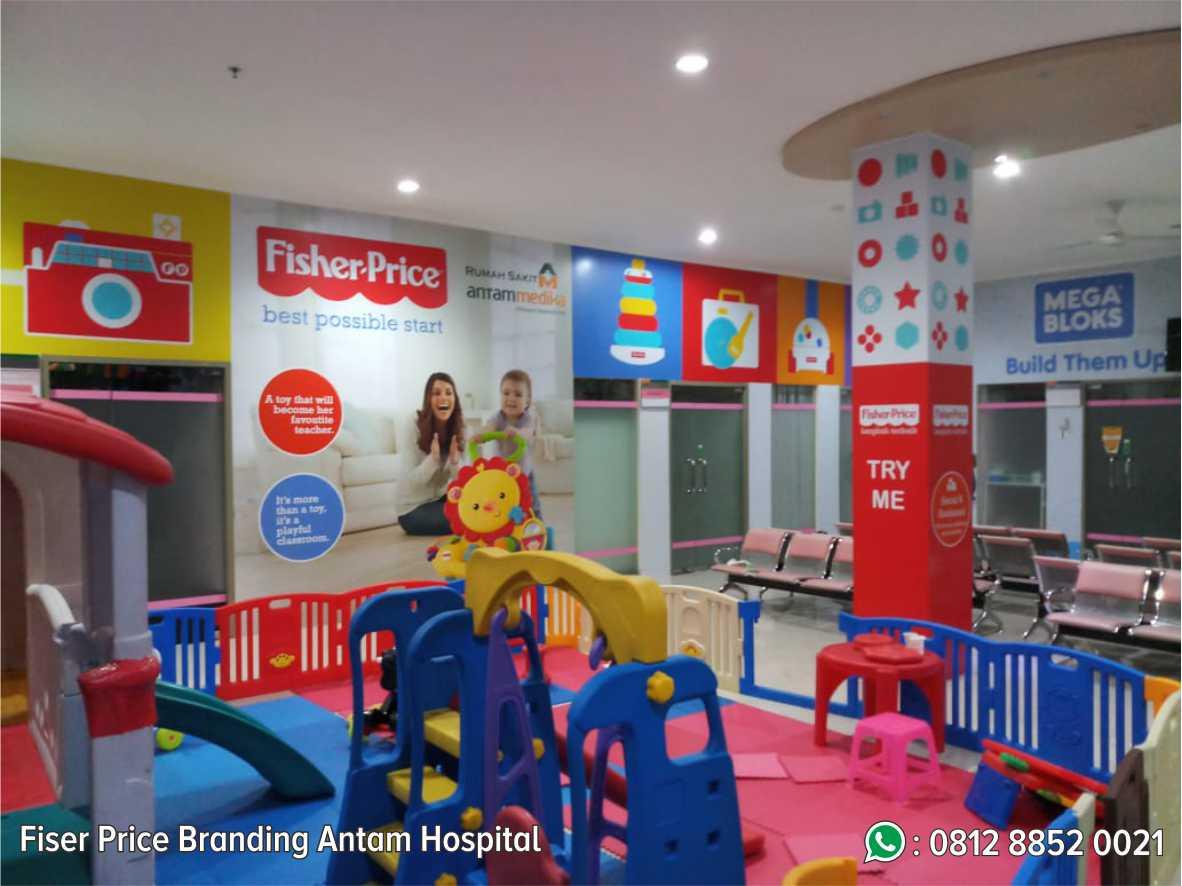 49. Fisher Price Branding Antam Hospital