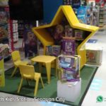57. Poly Pocket Booth Kids Station Senayan City